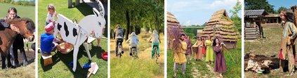 Tipy na zážitkové rodinné (cyklo)výlety na Písecku