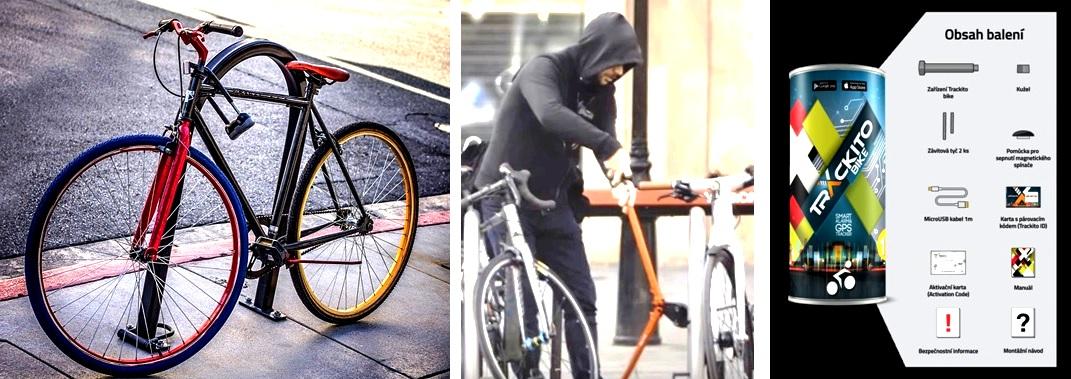 Jak ochránit své kolo před zloději