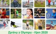 Zprávy z Olympu - ŘÍJEN 2020