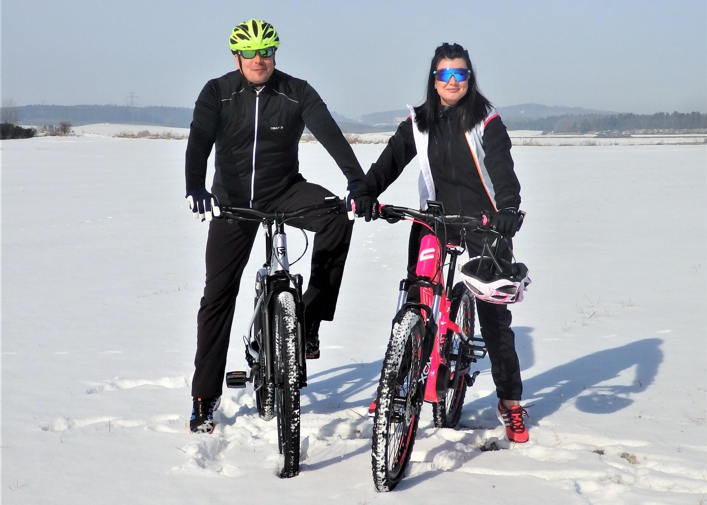 Pár užitečných tipů pro jízdu na kole v předjaří