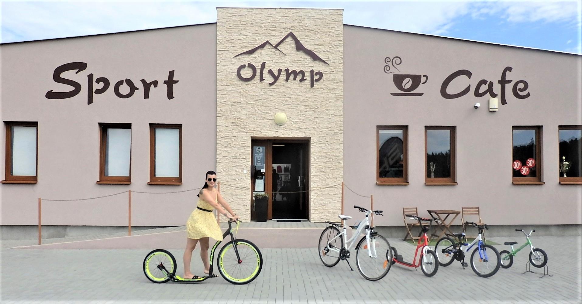 Zprávy z Olympu - SRPEN 2021